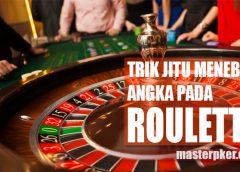 Trik Jitu Menebak Angka Roulette